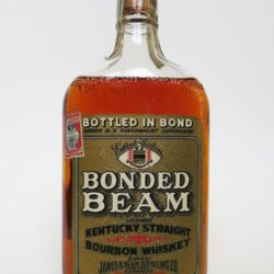 Jim Beam Bottled In Bond Bourbon, 1945
