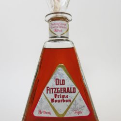 Old Fitzgerald Prime Bourbon Decanter, 1975