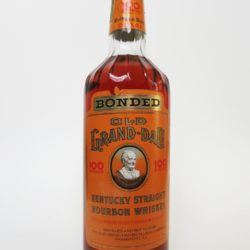 ND Old Grand Dad Bottle In Bond Bourbon, 1978