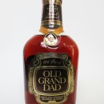 ND Old Grand Dad 114 Bourbon, 1981