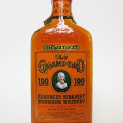 ND Old Grand Dad Bottle In Bond Bourbon, 1993