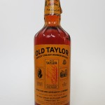 Old Taylor Bottled In Bond Bourbon, 1980