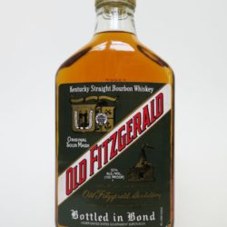 Old Fitzgerald Bottled In Bond Bourbon, 1996