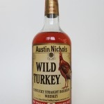Wild Turkey 8 yr Bourbon, 1980s