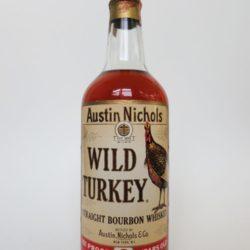 Wild Turkey 8 yr Bourbon, 1970