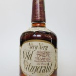Very Very Old Fitzgerald 12 yr Bourbon, 1975