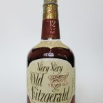 Very Very Old Fitzgerald 12 yr Bourbon, 1965