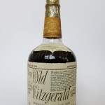 Very Old Fitzgerald 12 yr Bourbon, 1961