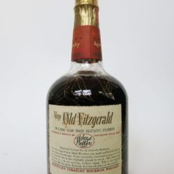 very_old_fitzgerald_12_1961_back