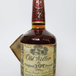 Old Weller Original 7 yr Bourbon, 1981