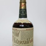 Very Old Fitzgerald 8 yr Bourbon, 1958