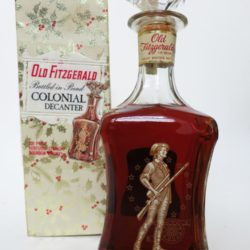 old_fitzgerald_colonial_decanter_full