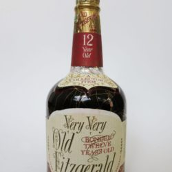 Very Very Old Fitzgerald 12 yr Bourbon, 1966