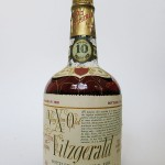 Very Xtra Old Fitzgerald 10 yr Bourbon, 1968