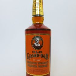 ND Old Grand Dad 86 Bourbon, 1975