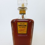 Old Taylor 86 Bourbon Decanter, 1962