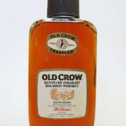 Old Crow Traveler Bourbon, 1977