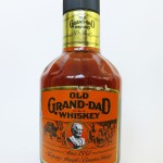 ND Old Grand Dad 86 Proof Bourbon Handle