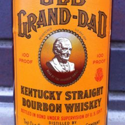 old_grand_dad_bonded_1964_front_label