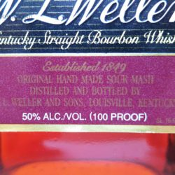 weller_centennial_louisville_front_label
