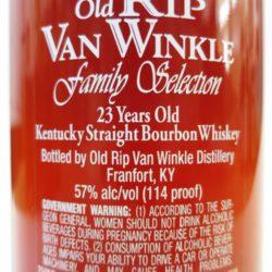 old_rip_van_winkle_23_year_front_label