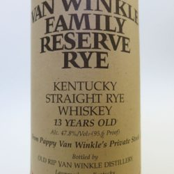 van_winkle_family_reserve_rye_front_label