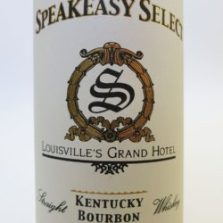 speakeasy_select_bourbon_front_label