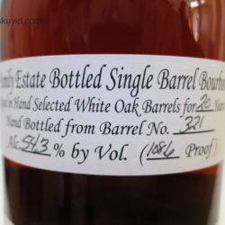 willett_20_year_bourbon_front_label