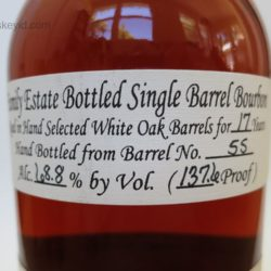 willett_17_year_liquor_world_front_label