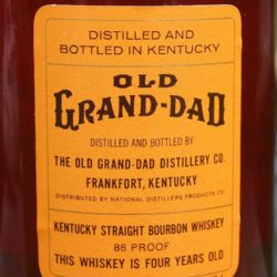 old_grand_dad_86_1960_back_label