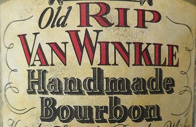 Van Winkle Timeline Whiskey Id Identify Vintage And