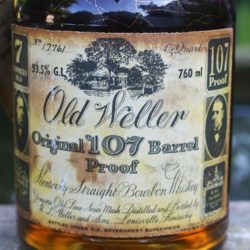 old_weller_original_7_year_front_label
