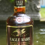 eagle rare 10 year 90 proof export bourbon - front
