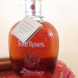 four roses mariage limited edition bourbon 2008 - front