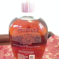 four roses small batch limited edition 2011 - back