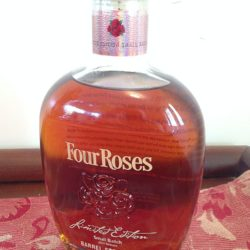 four roses small batch limited edition 2011 - front