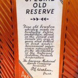 american_medicinal_spirits_special_old_reserve_1932_front_label