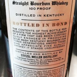 berghoff_bourbon_bonded_8_year_1980_back_label