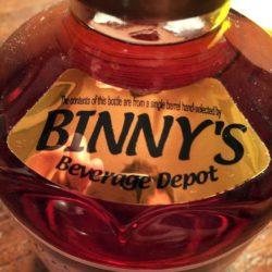binnys_weller_12_single_barrel_2004_top_label