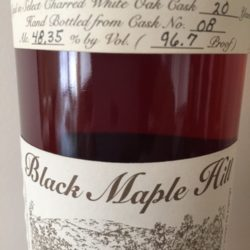black_maple_hill_20_year_bourbon_cask_8_front_label