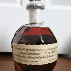 blanton's bourbon 1992 - front