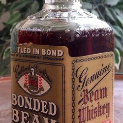bonded beam bourbon 1943 - front