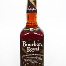 bourbon royal 12 year 1988