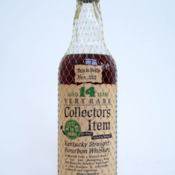 dowling_collectors_item_bourbon_14_year_bonded_1961-1975_front