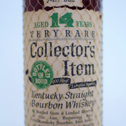 dowling_collectors_item_bourbon_14_year_bonded_1961-1975_front_label