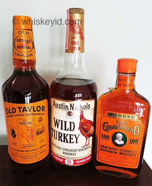 Have Whiskey To Sell Whiskey Id Identify Vintage And