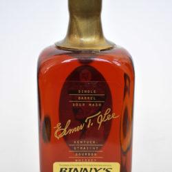 elmer_t_lee_bourbon_binnys_single_barrel_front