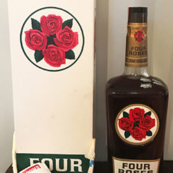 four_roses_blended_whiskey_gallon_1968_front