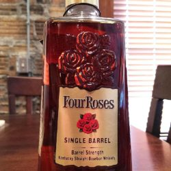 four roses gift shop 17 year obsv - front