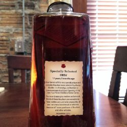 four roses gift shop 17 year obsv - side